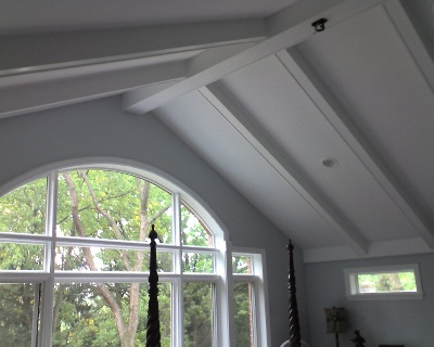 Mangonecontracting for Coffered cathedral ceiling